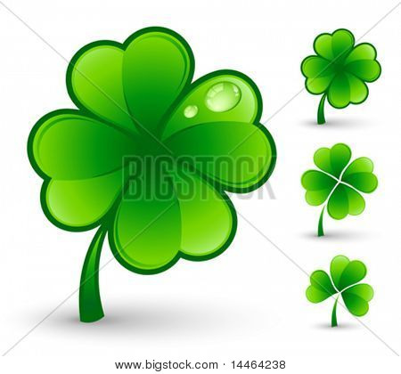 Clovers leaf