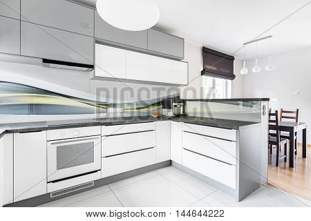 Perfect Kitchen For A Big Family