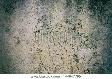 Old grungy texture concrete wall background, close up
