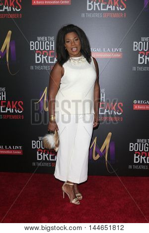 LOS ANGELES - AUG 28:  Lorraine Toussaint at the