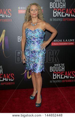 LOS ANGELES - AUG 28:  Denise Gossett at the