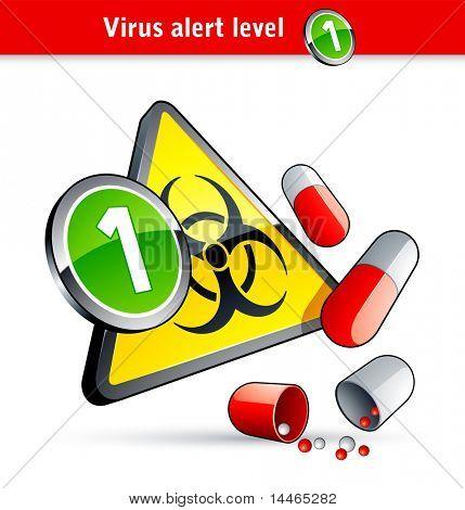 Flu Virus alert number one
