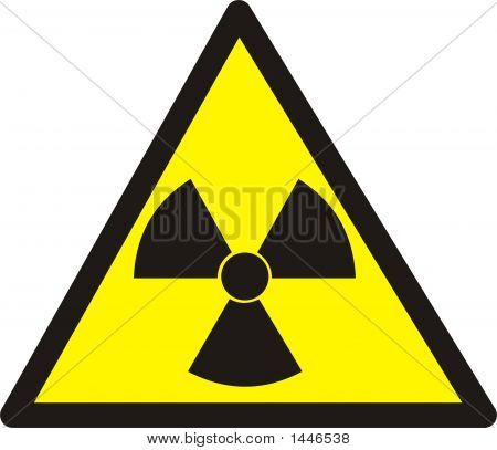 Dangerously. Radioactive Substances Or An Ionizing Radiation.
