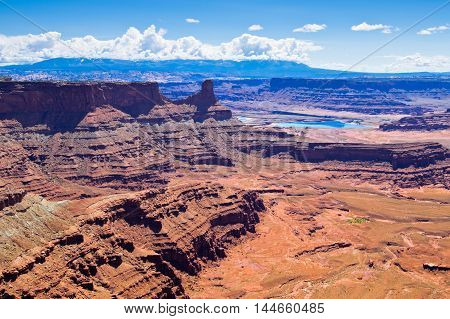 Dead Horse Point State Park in Utah North America