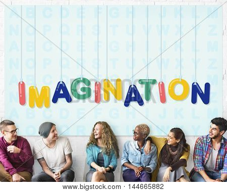 Imagination Creativity Dream Idea Thinking Concept