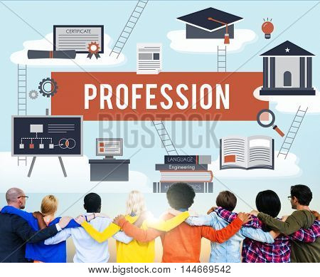 Profession Occupation Possibility Qualification Concept