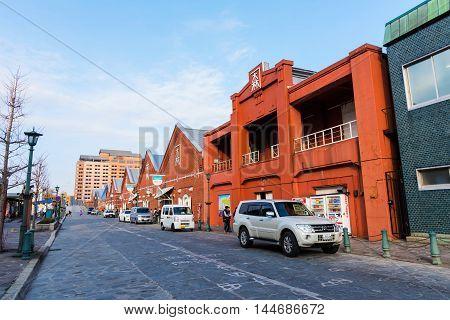 Red Brick Warehouse Shopping Center, Hakodate