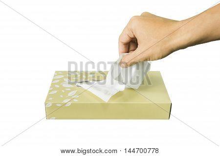 Take A Tissue Paper