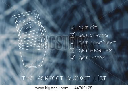 Bucket List Of Fitness And Healthy Goals To Accomplish