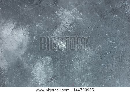Gray stone background. Black stone texture surface