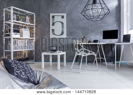 New Design Flat Interior Idea