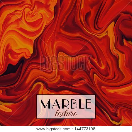 Marble texture. Vector abstract colorful background. Vector illustration eps10