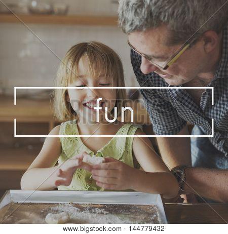 Fun Enjoyment Activity Hobbies Concept