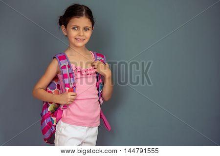 Charming Little Girl