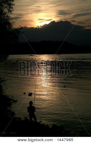 Fishing Old Hickory Lake