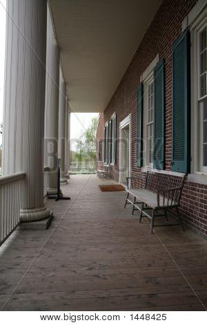 Back Porch Hermitage