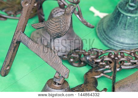 Crafts Made Of Wrought Iron
