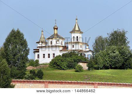 Assumption St. George Monastery