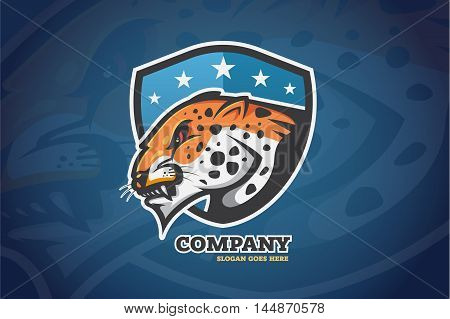 logo design template,Tigers logo is used as the logo for the sports and extreme sports as well.logo