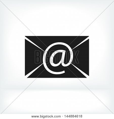 Email Message Flat Icon