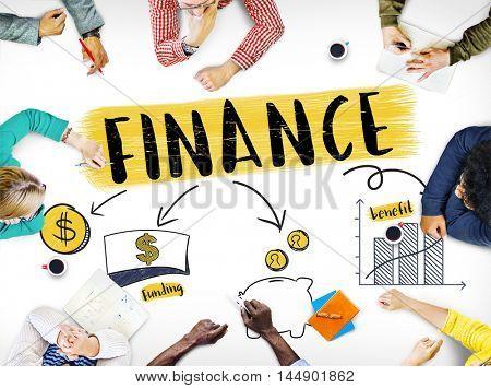 Finance Money investment Economy Benefit Concept