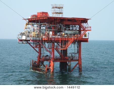 Offshore Production Platform