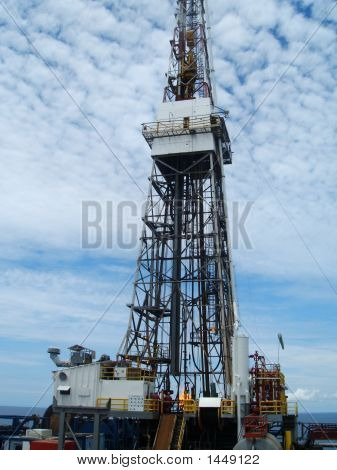 Trident 14 Drilling Rig