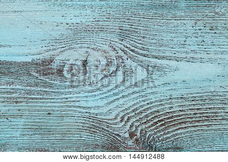 Blue wooden vintage texture for background or wallpaper pattern.