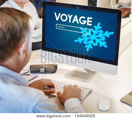 Vacation Holiday Voyage Season Journey Concept