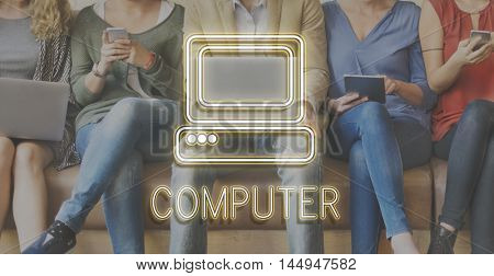Communication Digital Connection Networking Concept