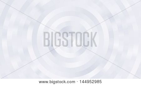 abstract white grey circle metal texture background
