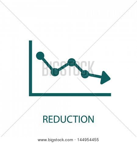 reduction icon