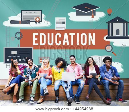 Education Knowledge Learning Studying Ideas Concept