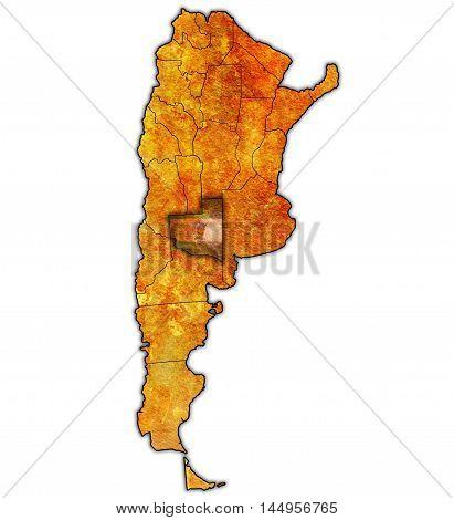 La Pampa Region Territory