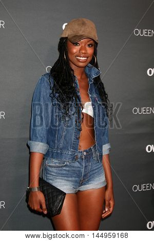 LOS ANGELES - AUG 29:  Xosha Roquemore at the Premiere Of OWN's