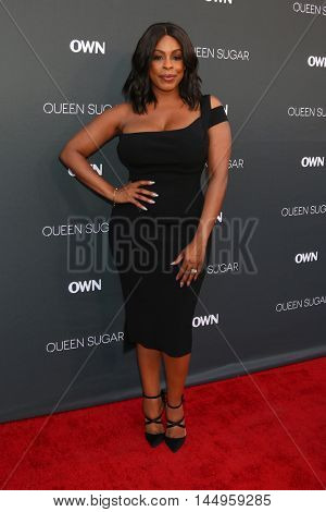 LOS ANGELES - AUG 29:  Niecy Nash at the Premiere Of OWN's