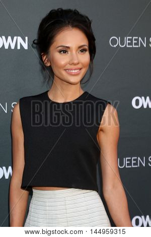 LOS ANGELES - AUG 29:  Marycarmen Lopez at the Premiere Of OWN's