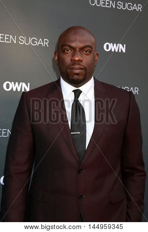 LOS ANGELES - AUG 29:  Omar J Dorsey at the Premiere Of OWN's