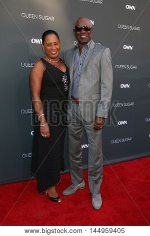 LOS ANGELES - AUG 29:  Jo-Ann Turman, Glynn Turman at the Premiere Of OWN's