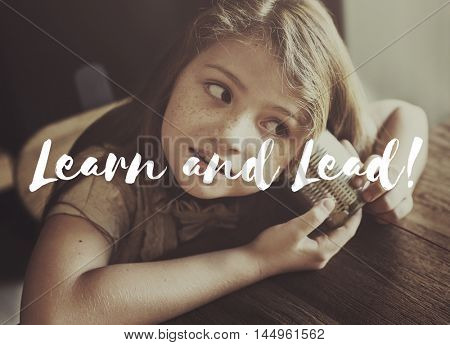 Learning Child Mission Adolescent Concept