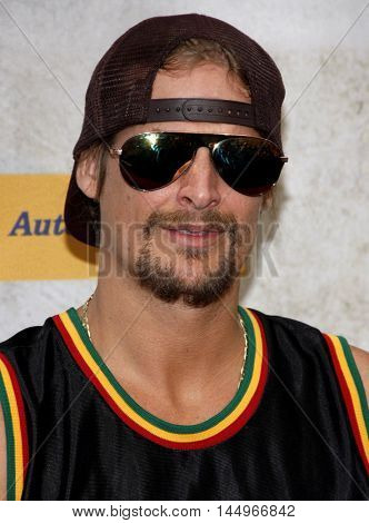 Kid Rock at the 2010 Guys Choice Awards held at the Sony Pictures Studios in Culver City, USA on June 5, 2010.
