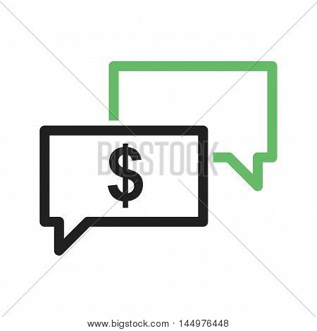 Money, currency, cash icon vector image. Can also be used for currency. Suitable for mobile apps, web apps and print media.