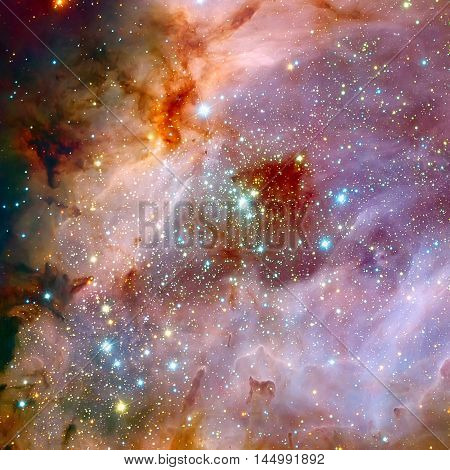 The Omega Nebula Is An Region In The Constellation Sagittarius.