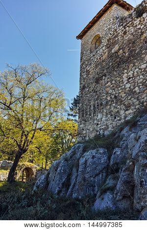 Outside view of Pirot Fortress, Republic of Serbia