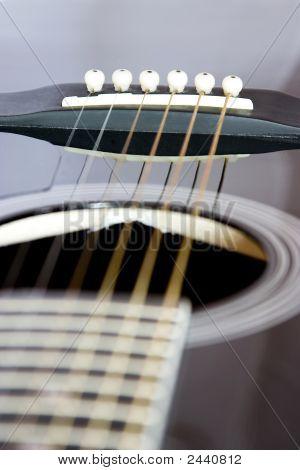 Acoustic Guitar Detail 3