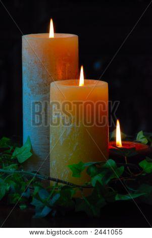Ascending Candles