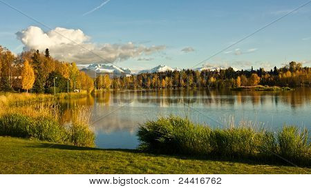 Lagoa de Westchester Anchorage