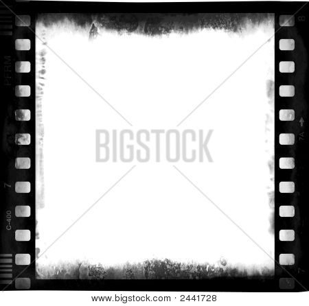 Film Strip With Empty Central Part 1