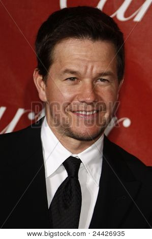 PALM SPRINGS - JAN 8: Mark Wahlberg at the 2011 Palm Springs International Film Festival Awards Gala held at the convention center in Palm Springs, California on January 8, 2011