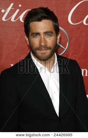 PALM SPRINGS - JAN 8: Jake Gyllenhaal at the 2011 Palm Springs International Film Festival Awards Gala held at the convention center in Palm Springs, California on January 8, 2011